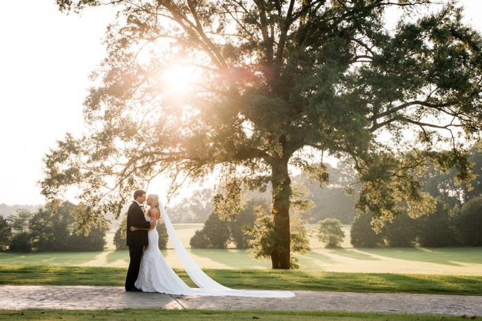 American Village Wedding Kelli + Daniel Taylor Photo-1