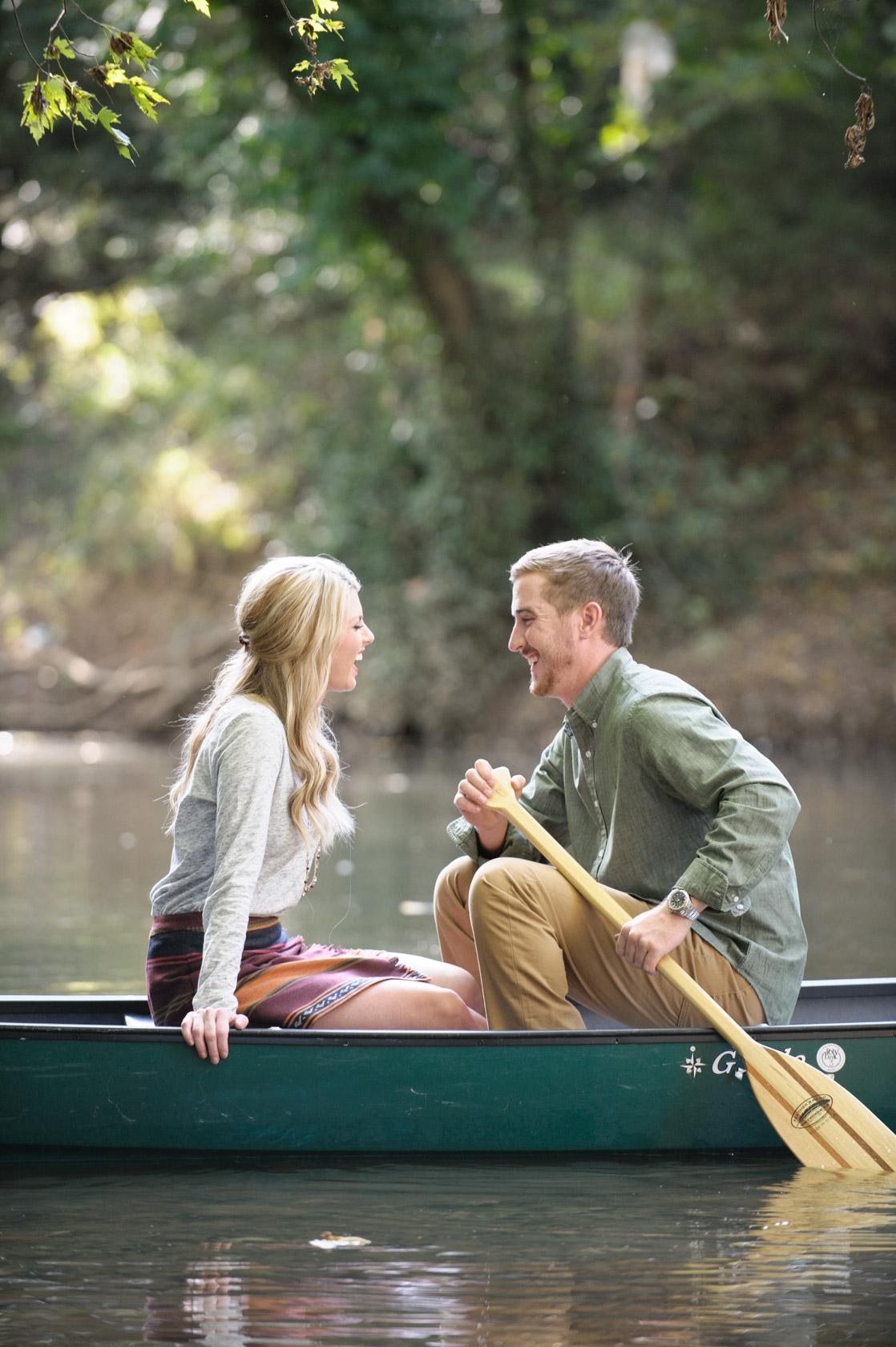 Nashville TN engagement with canoe-03