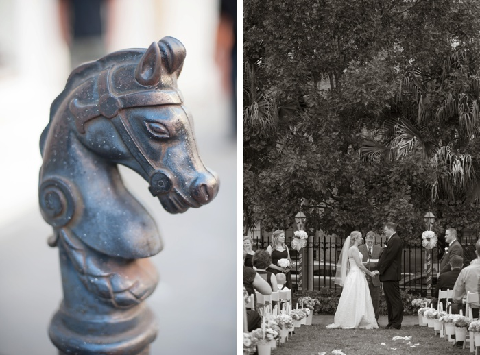 New Orleans Park Wedding