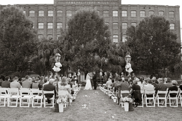 Mississippi River Heritage Park Wedding NOLA