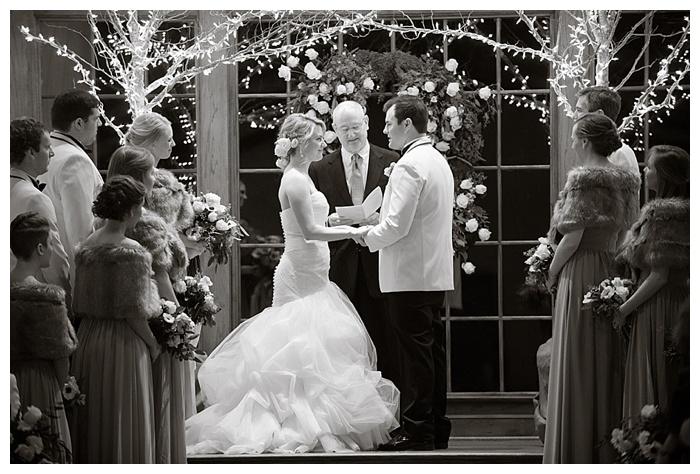 wedding at shoal creek