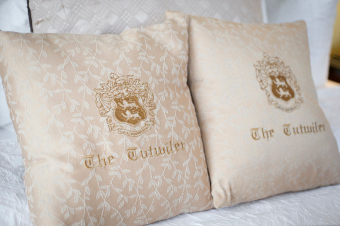 Tutwiler pillow