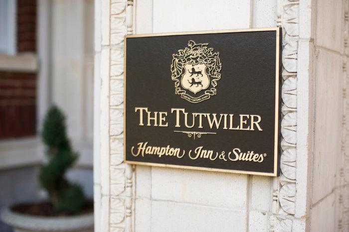 Tutwiler hotel
