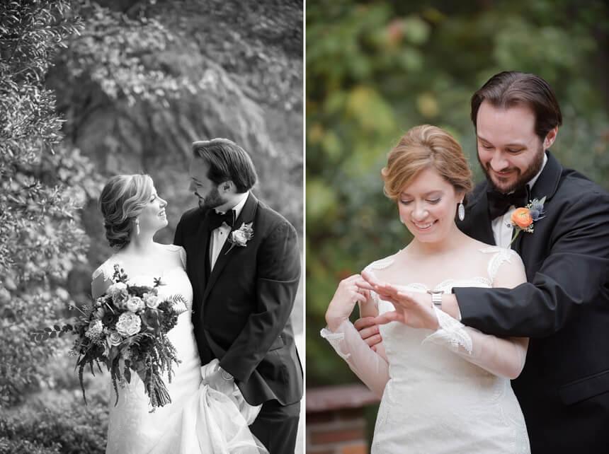 wedding at first christian church hoover Alabama